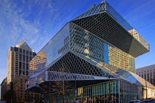 13. Seattle Central Library (United States)