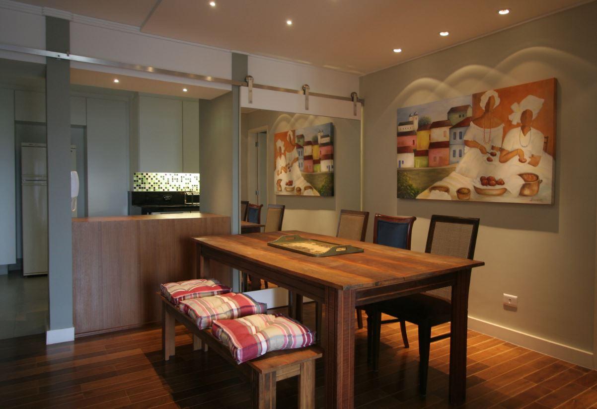 """Temos desenvolvido na Cena Set vários projetos onde o """"social"""" passa a ter um papel muito importante na dinâmica da casa e do projeto da área de preparo e degustação de alimentos."""
