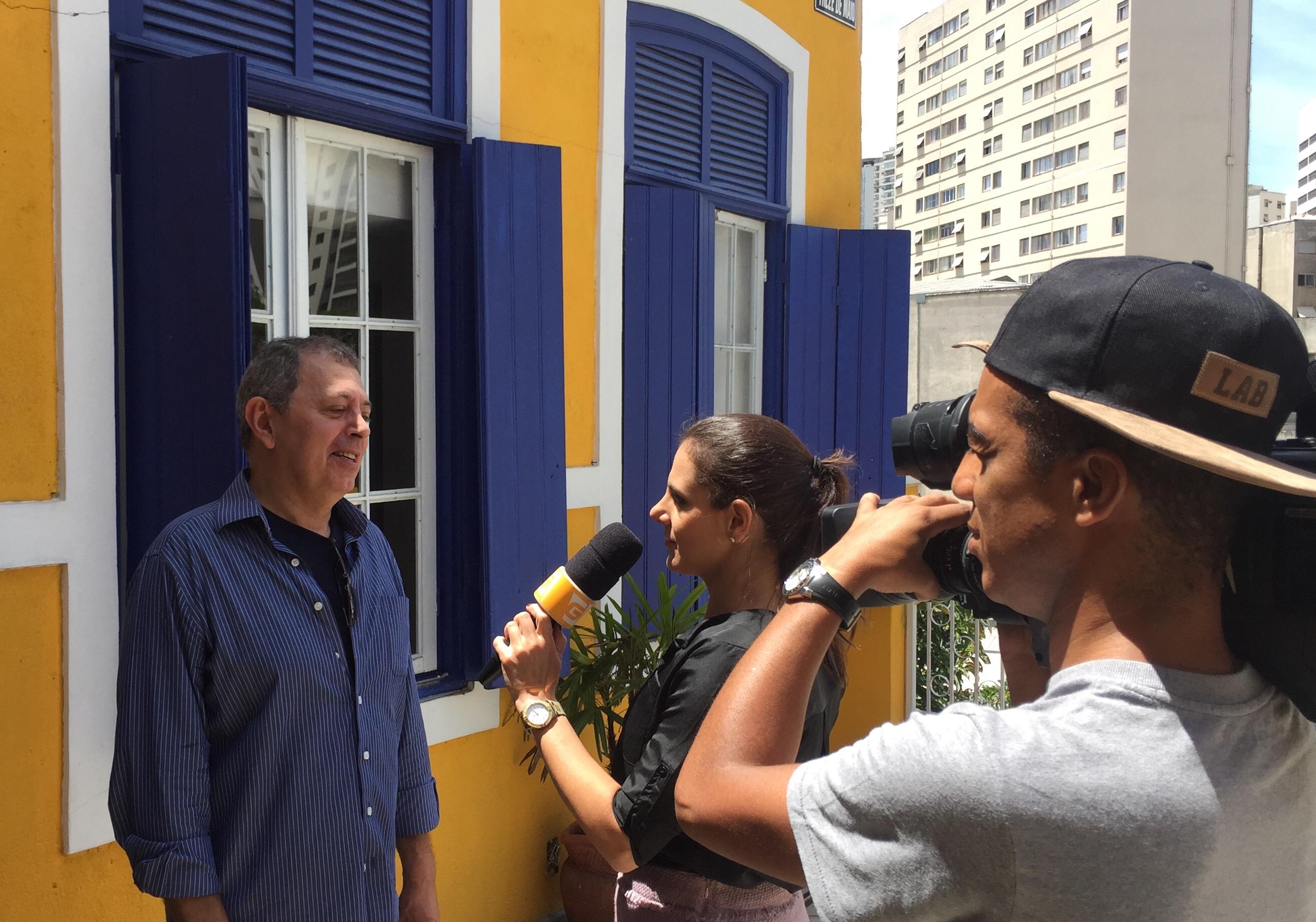 Arq. Flávio Inserra para TV Gazeta
