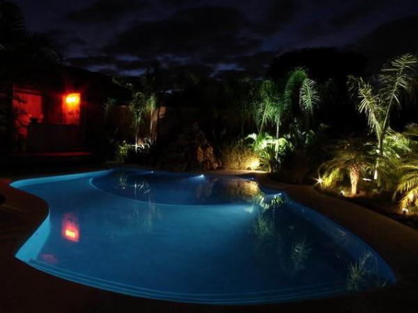 Piscina Lagoa | Cena Set