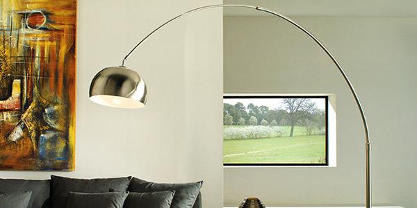 1Luminária-Arco-design-italiano