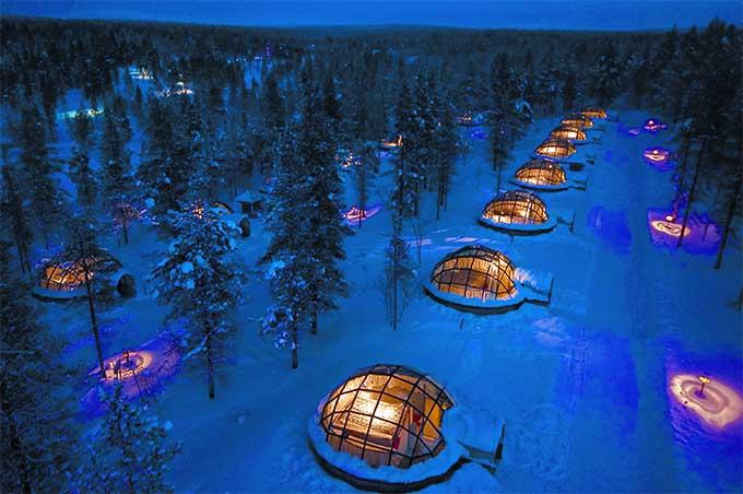 Kaklsauttanen Ártico Resort