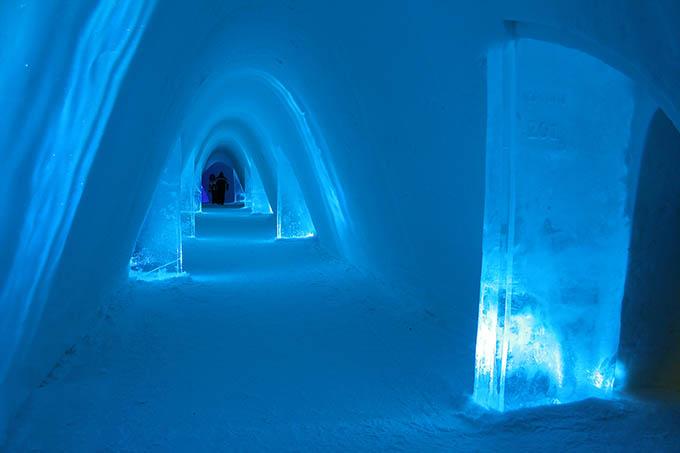@ Snow Village Finlândia