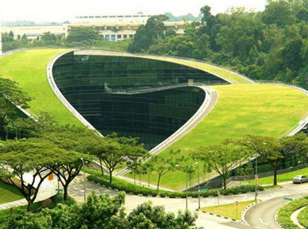 Laboratório Solar da Universidade Tecnológida de Nanyang (NTU) HUALA LUMPUR, MALASIA