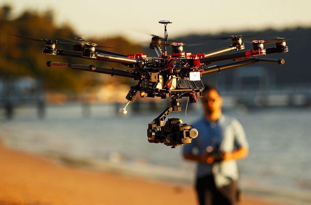 DRONE DJI S1000